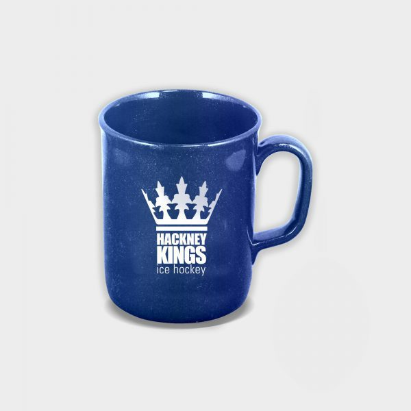 blue Recycled Mug