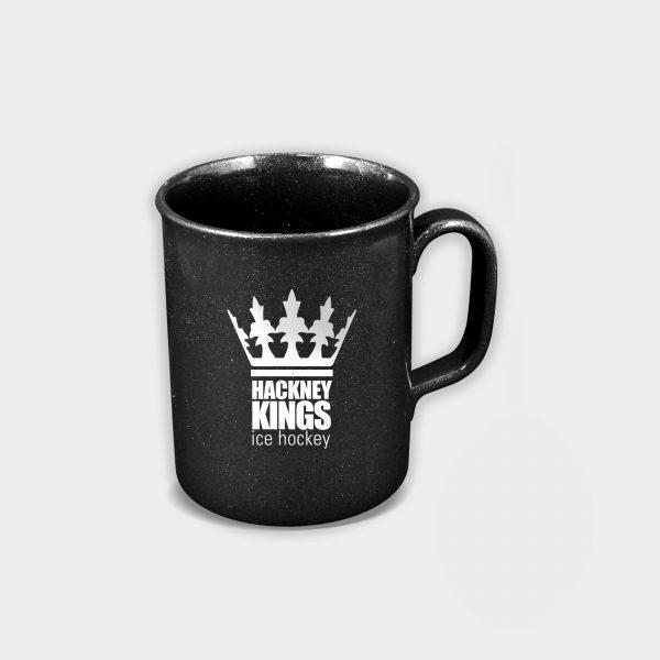 black Recycled Mug