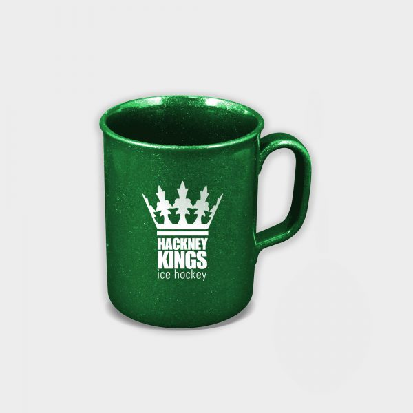 green Recycled Mug