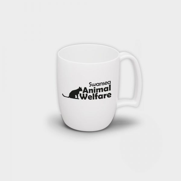 Atworth Recycled Coffee Mug White
