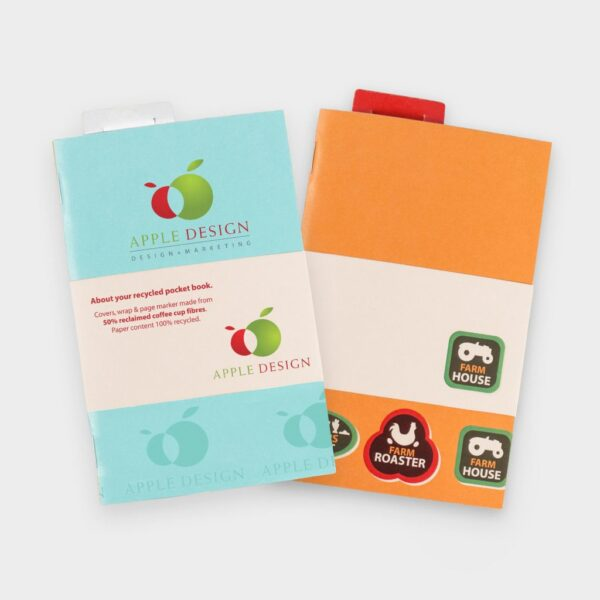 Recycled Reporta Notebooks A6