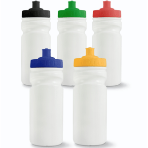 Recycled Plastic Water Bottle Sports Bottle