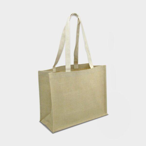 Corsham Juco Bag - jute cotton mix