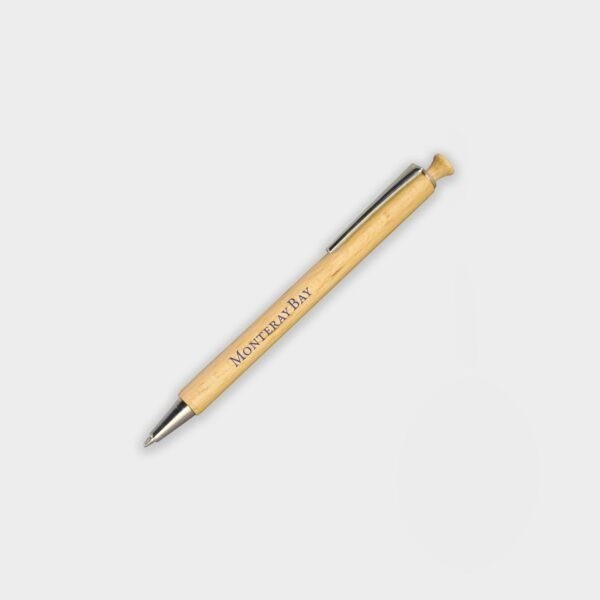Sustainable timber exceutive pen