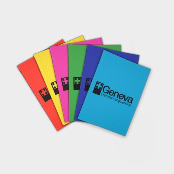 Recycled Till Receipt Perfect Bound Notebooks A5