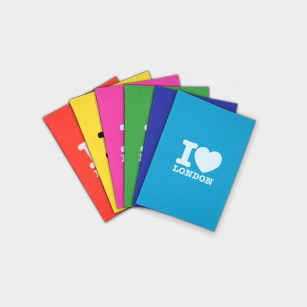 Till Receipt Perfect Bound Notebooks A6