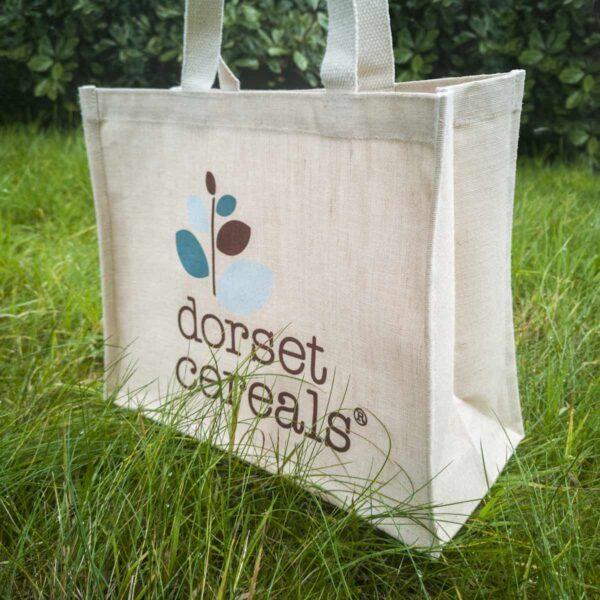 Corsham juco shopping bag