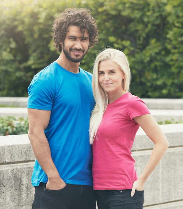 Eco freindly Fit T-shirts